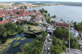 Luftbild Waren Müritz #WRN01