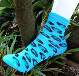 Jungs Socken aus Bambus Viskose,  Tiger Lock, Gr. 31/34, zwei Farben