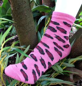 Mädchen Socken aus Bambus Viskose, Tiger Lock, Gr. 35/38, drei Farben