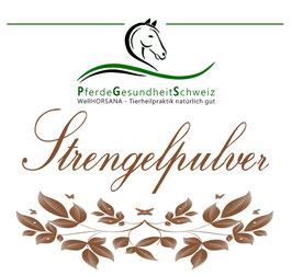 PGS-Strengelpulver - Hustenpulver
