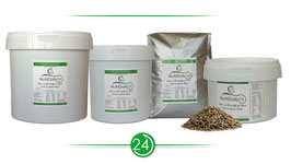 Starterpaket - NutriDaily24 Pellets - mit 4-Elemente-Haarmineral-Analyse