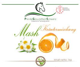 PGS-Mash-Kräutermischung - Getreidefrei