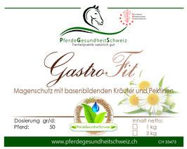 PGS-GastroFit - Magenschutz für Pferde