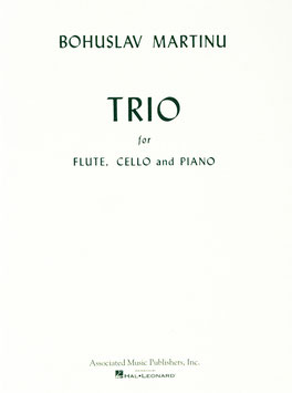 Trio für Flöte, Cello und Klavier