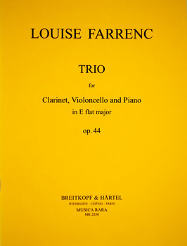 Trio für Klarinette, Violoncello und Klavier in Es-Dur