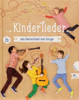 Kinderlieder aus Deutschland und Europa mit CD