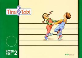 Tina & Tobi - Noten Heft 2