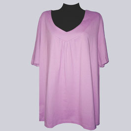 Blickdichtes Sheego Shirt, rosè, Gr. 56/58