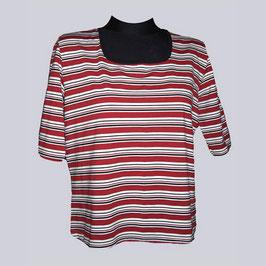 Stretch Shirt Ramon, gestreift, Gr. L, 44/46