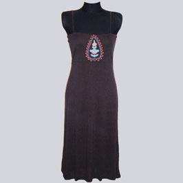 Viscose Kleid im Boho-Look, Gr. 40/42