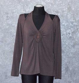 Raffinierte Shirt-Tunika von Heine, Gr. 46