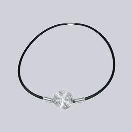 Halskette Beeli-Marie-Anne, silberfarben