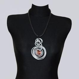 Abstrakte Halskette Yorsburry°Maliva