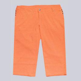 7/8 Denim-Hose, orange, Gr. 58