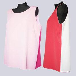 Feines Wende-Shirt, Gr. XL