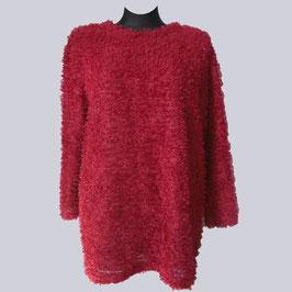 Pullover, rot, Gr. 36/38