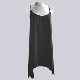 Slinky Zipfel-Long Shirt, Gr. 58, schwarz
