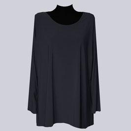 Basic Shirt Britta, schwarz