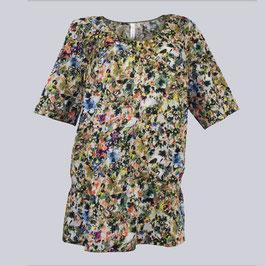 Schöne, florale Sheego Tunika Reny