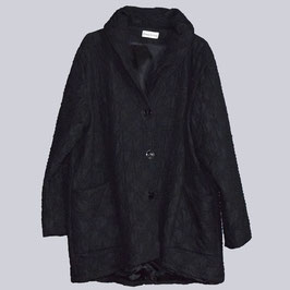 Lagenlook Jacke von Donna Sophia, Gr. 48, 50/52, schwarz