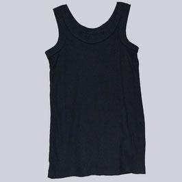 Geripptes Top/Shirt, blickdicht