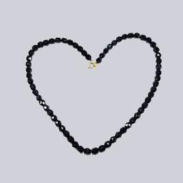 Leichte, sehr kurze Perlenkette Toulon