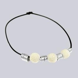 Wunderschöne Halskette Wikka