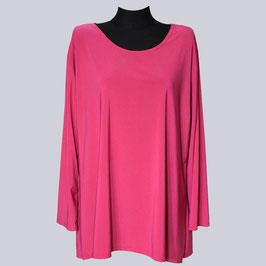Basic Shirt Britta, pink-beere