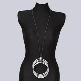 Sehr lange Lagenlook Halskette Estaniell