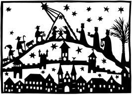 «Hirten und Könige ziehen zur Krippe» (2006)