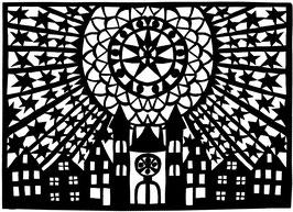 «Sternenhimmel über der Stadt» (2013)