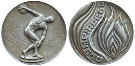 Commemorative Silvermedal 1980