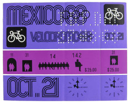 Full Ticket, Cycling