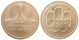 Montreal 1976 Participation Medal