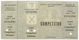 Ticket Fencing / Competitor