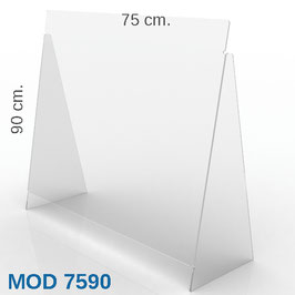 PARAFIATO MOD. 7590 - L75xH90xP35 cm.