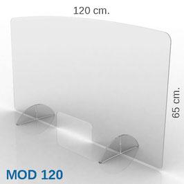 PARAFIATO MOD120 - 120xH65 cm.