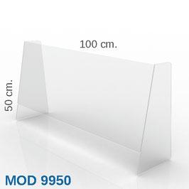 PARAFIATO MOD.9950 - L1000xH50xP25 cm.