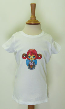 T-shirt Fille Ice-cream
