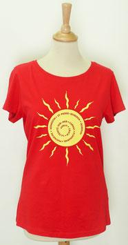 T-shirt Femme Soleil d'Auray