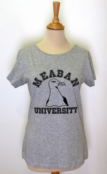 T-shirt Femme Méaban gris chiné