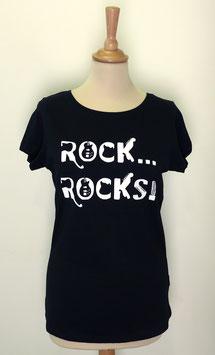 T-shirt Femme Rock Rocks