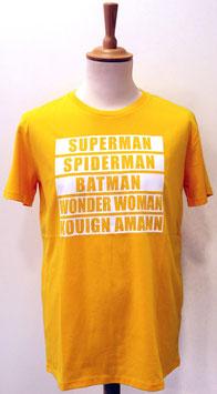 T-shirt Homme Kouign-Amann jaune