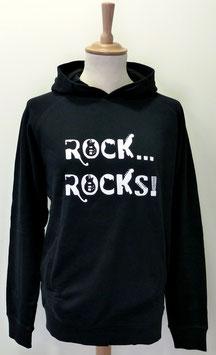 Sweat-shirt capuche Rock Rocks