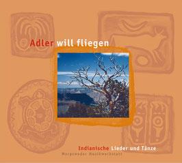 Adler will fliegen CD