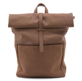 Monk & Anna // Rolltop Rucksack ● chest nut