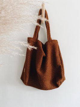 Studio Noos | Mombag | Cacao Boucle