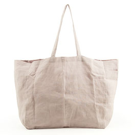 Monk & Anna // Kyodaina big shopper ● Soft rosé