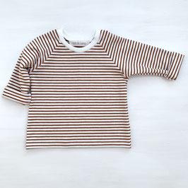 Basic Shirt Stripes | Cinnamon