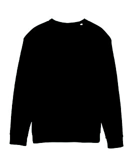 Whatelse | Crewneck Sweater | black